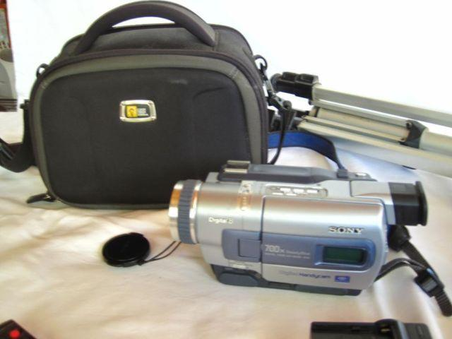 Awesome Sony Digital Handycam DCR-TRV530 with