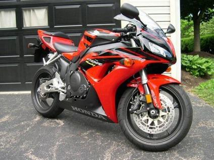 Awsome 2006 cbr 1000 honda bike for sale in kansas city for Honda motorcycle dealership kansas city