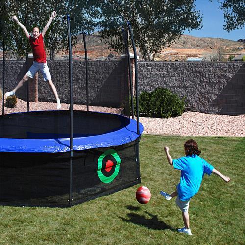 Azooga Sports Arena Sure Shot Trampoline Accessory Game