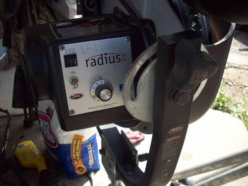radius 270 pitching machine parts