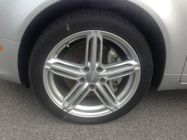 B8 Audi S4 replica wheels and tires for sale! - $500