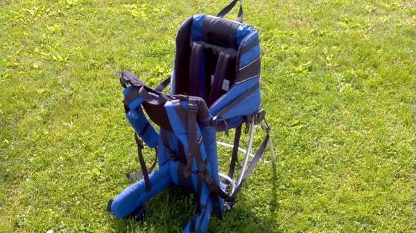 Baby Bike holder or Baby hiking frame Backpack Carrier - $35