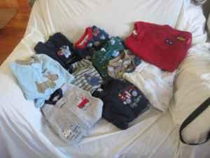 Baby boy lots-12 months! - $1 (Fitchburg)
