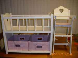 Baby Doll Nursery Furniture Set 30 Stockton North