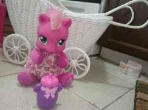 Baby doll stroller, pack n play, puppies etc! - $20