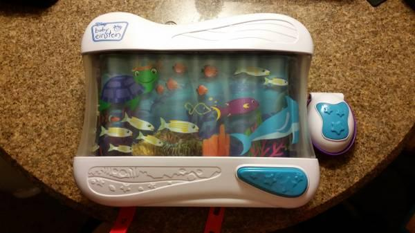 Baby Einstein Sea Dreams Baby Soother - $15