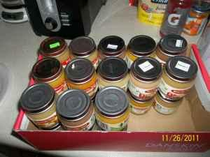Baby Food - $10 (Spencer MA)