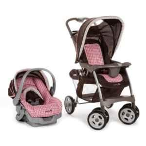 BABY GIRL SATY FIRST STROLLER-TRAVEL SYSTEM - $99