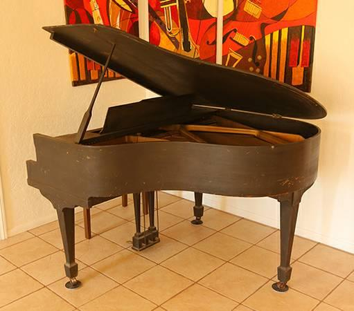 Baby Grand Piano available - $400