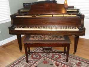 Baby Grand Piano - George Steck - $1000 Annapolis, MD