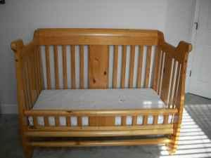 Baby S Dream Convertible Crib Set Bradenton Fl For