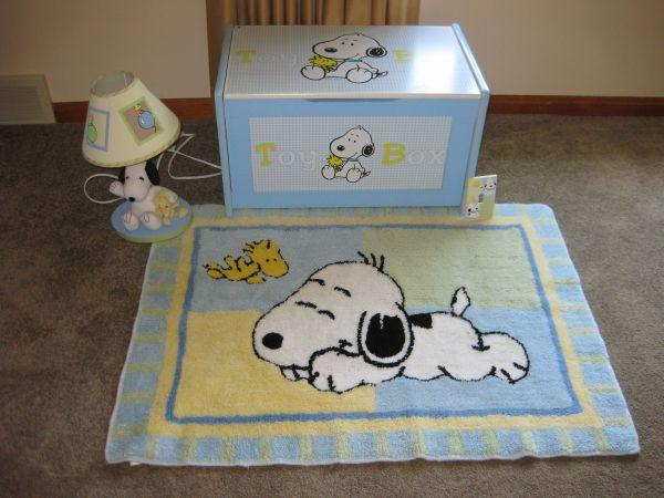 Baby Snoopy Nursery Items 50 Chippewa Twp