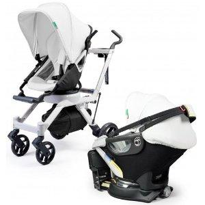 Baby Stroller Travel System G2 With Stroller Seat G2 Black