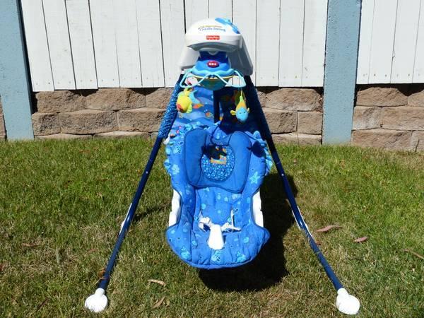 Baby Swing Ocean Wonders For Sale In Patterson