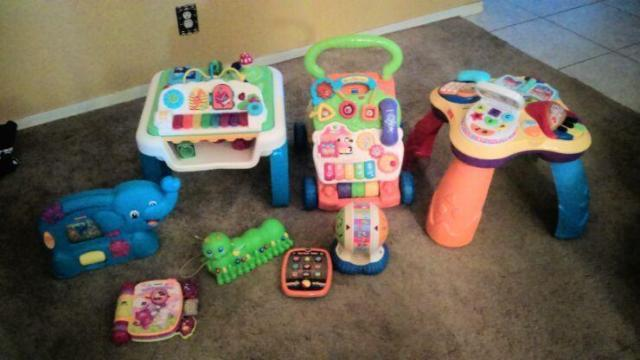 BABY / TODDLER LEARNING TOYS