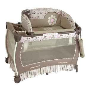 Baby Trend Deluxe Nursery Center Playard Gabriella Rome For
