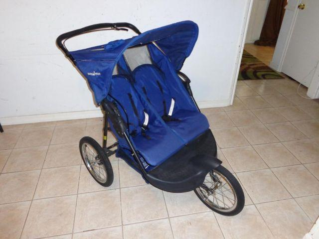 Baby Trend Expedition Double Jogging Stroller for Sale in ...