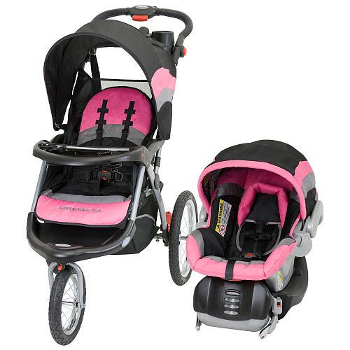 Baby Trend Stroller Expedition Elx Travel System