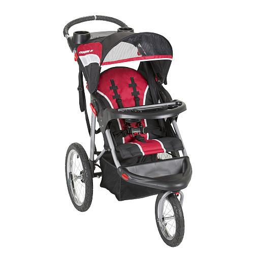 Baby Trend Expedition Sx Jogger Stroller Raven For Sale
