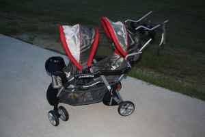 Baby Trend Sit N Stand Plus Double Stroller - (Statesboro) for ...