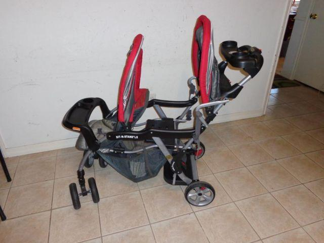 Baby Trend Sit N Stand Stroller LX,