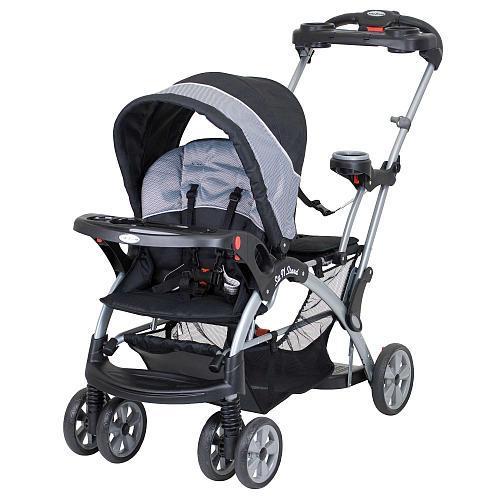 Baby Trend Sit N Stand Ultra Stroller - Granite