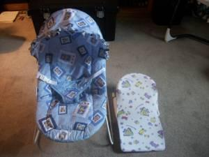 baby tub seat - $5 tollesboro,ky.