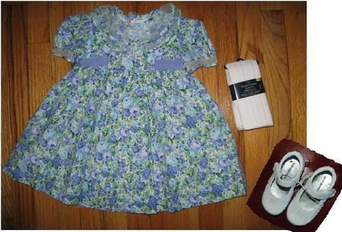 Baby Girl 24 Months Spring Summer Easter Dresses Shoes Shrugs Swim For Sale In Hampstead New