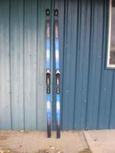 backcountry cross country touring skis  ski boots - $95 Ellensburg
