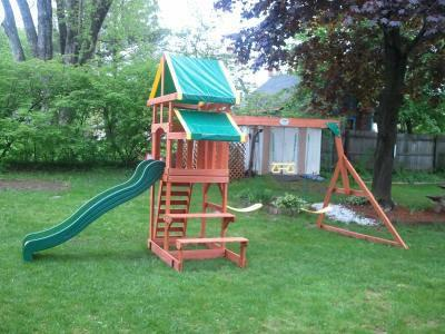 Backyard Discovery Tucson Swingset For Sale In Denison