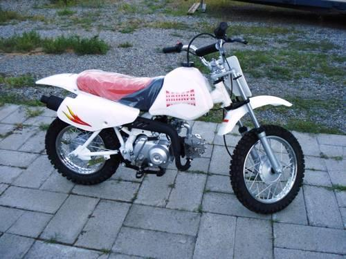 Badger 72cc Mini-bike, Great Starter Bike, 4 Spd Auto