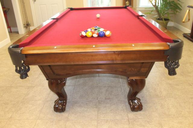 Slate Pool Table For In Alabama Clifieds And Americanlisted