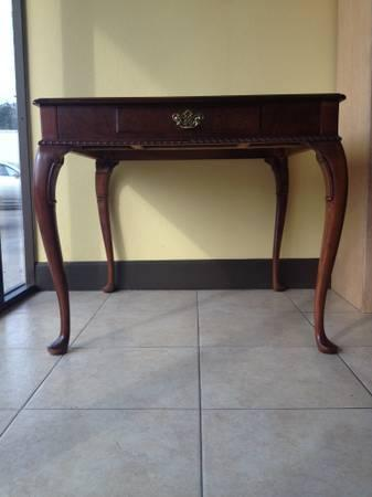 Baker Furniture French Louis XV Style Slant Front Writing Desk - $150