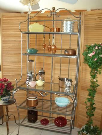 Baker's Rack French Style. - $195