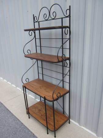 BAKERS RACK - PLANT STAND - $145