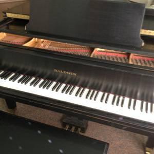 BALDWIN GRAND PIANO - $4250