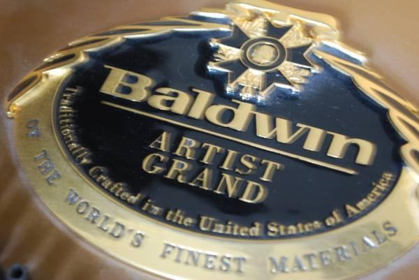 Baldwin Grand Piano, Model L - $21500