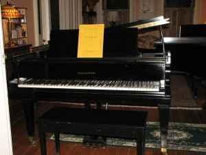 Dating baldwin piano
