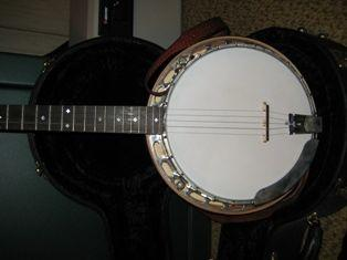 Banjo Gibson RB Deluxe - $1800 Cullowhee