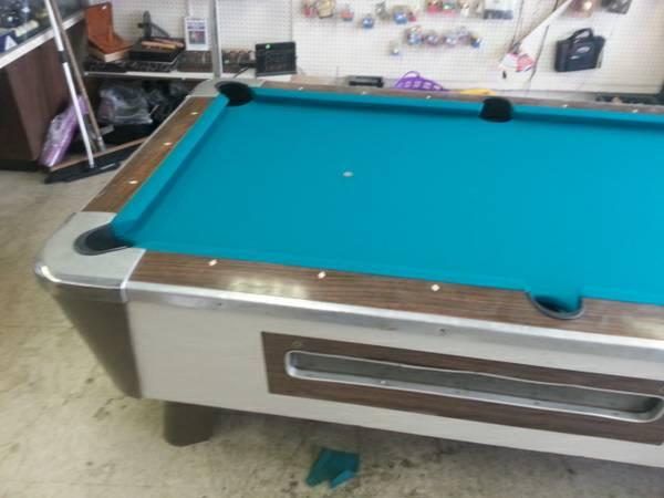 BAR SIZE POOL TABLE   $695