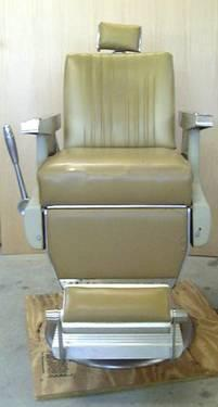Barber Chair Paidar 1950 39 S Era For Sale In Columbia