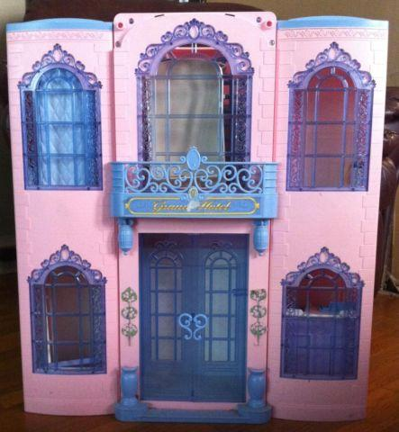 Barbie Grand Hotel Electronic Talking Dollhouse For Sale In Balcones