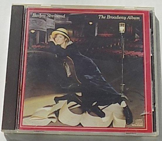 Barbra Streisand THE BROADWAY ALBUM