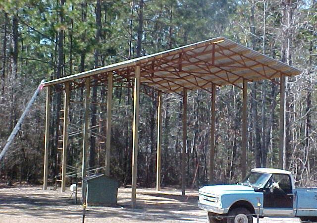 Barns Custom Built For Sale In Hattiesburg Mississippi