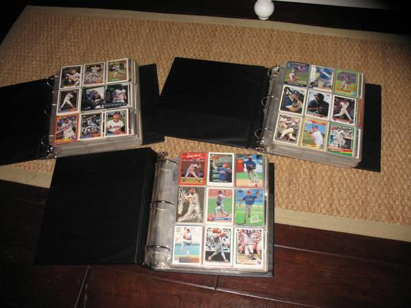 Baseball Card Collection - $60