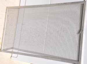 basement window screen metal no rust davidsonville for sale in