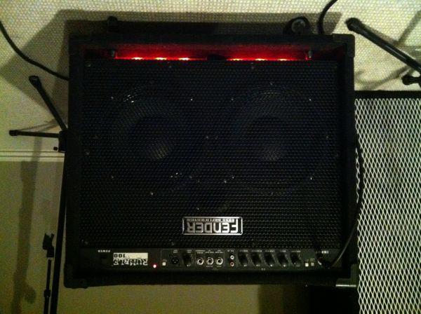 Bass Amp Fender Rumble 100 Mobile For Sale In Mobile