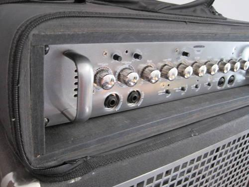 Bass Amp , Stack , Rig ( Bass Stack , includes Head , 2