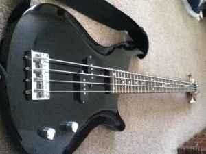 Bass Guitar Lyon By Washburn Westside Riorancho For