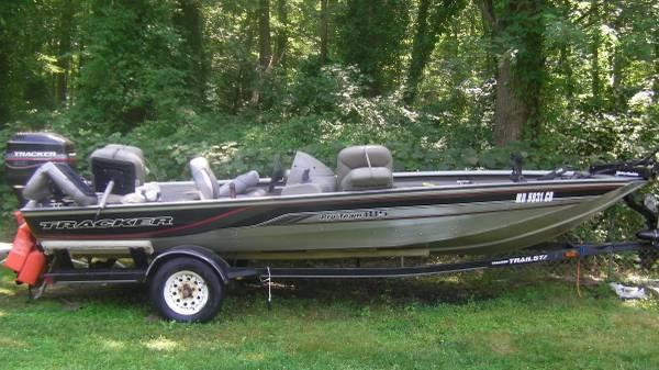 Bass pro 185 for sale in beverley beach maryland for Buy bass boat without motor